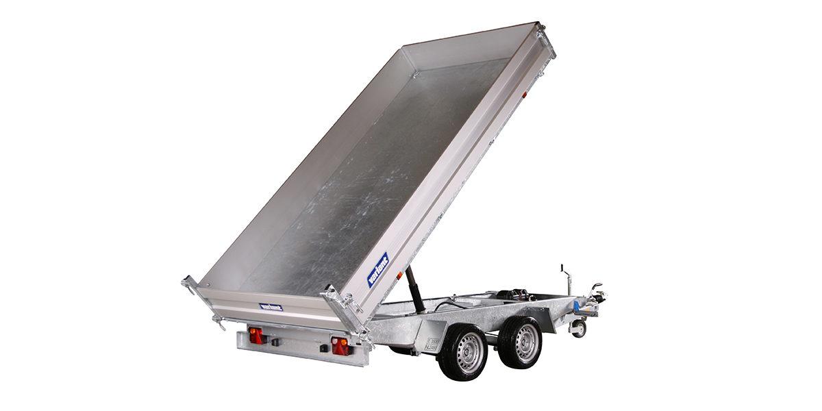 3-veis tipphenger <br>VARIANT 3519 TB 3500 kg 3