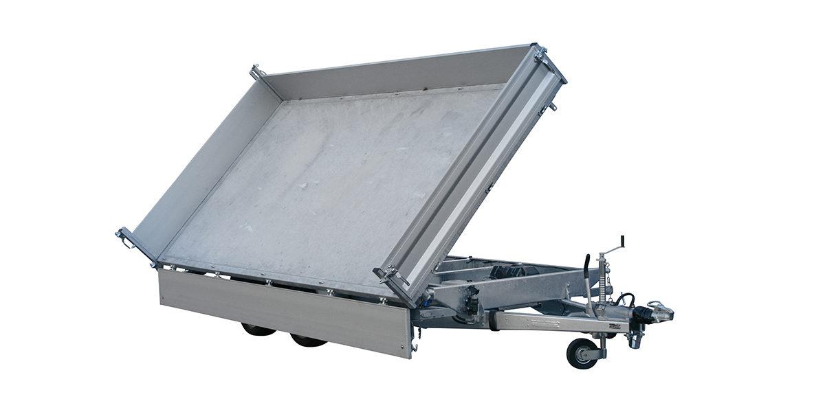 3-veis tipphenger <br>VARIANT 3521 TB 3500 kg 3