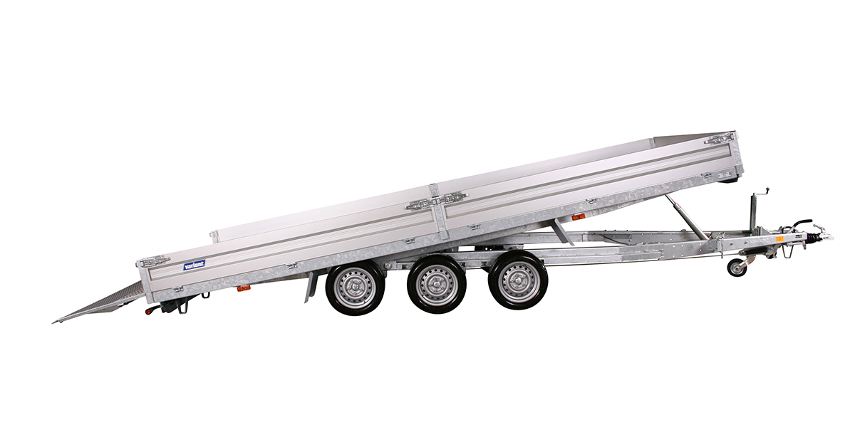 Universalhenger <br>VARIANT 3553 UX 3500 kg 7