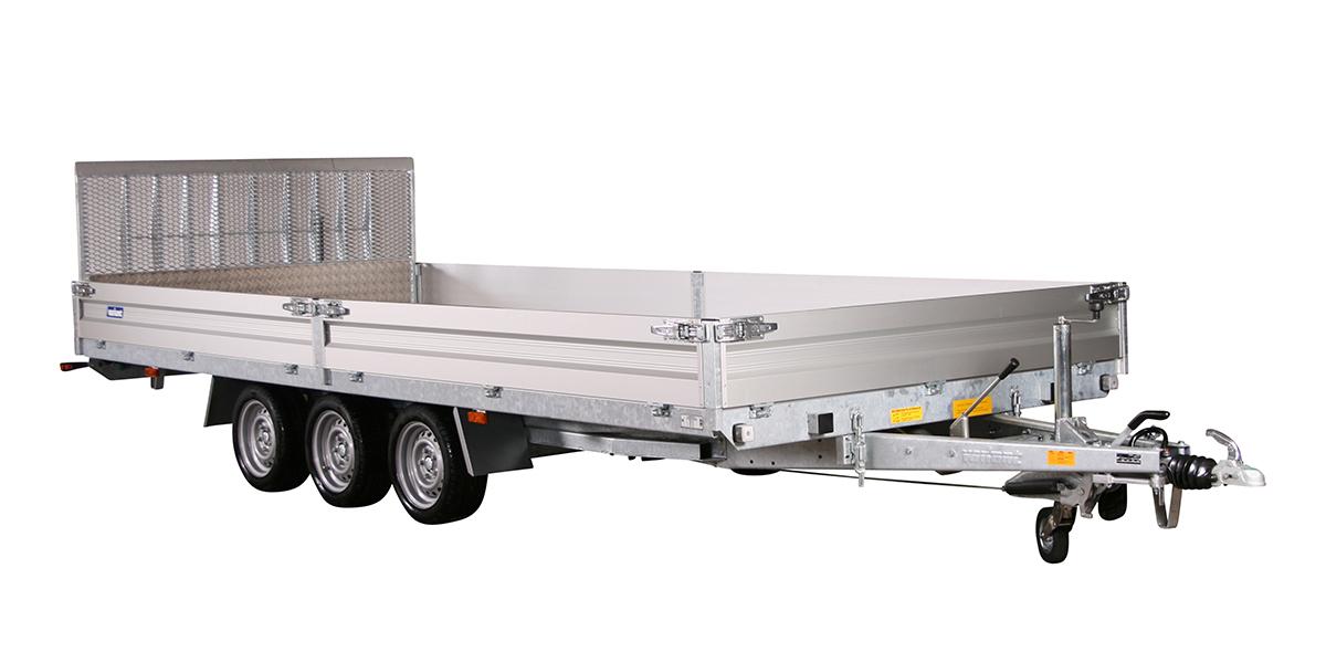 Universalhenger <br>VARIANT 3553 UX 3500 kg 1