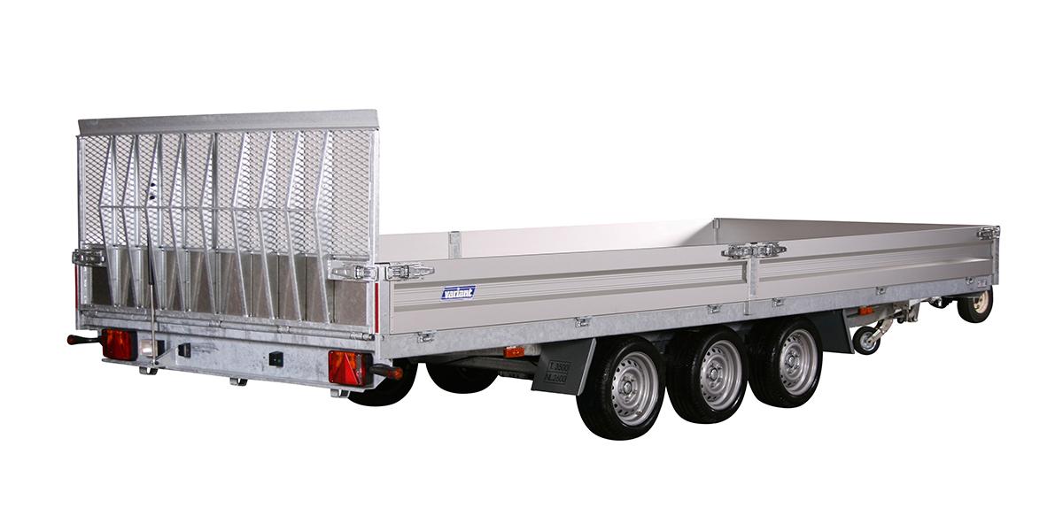 Universalhenger <br>VARIANT 3553 UX 3500 kg 3