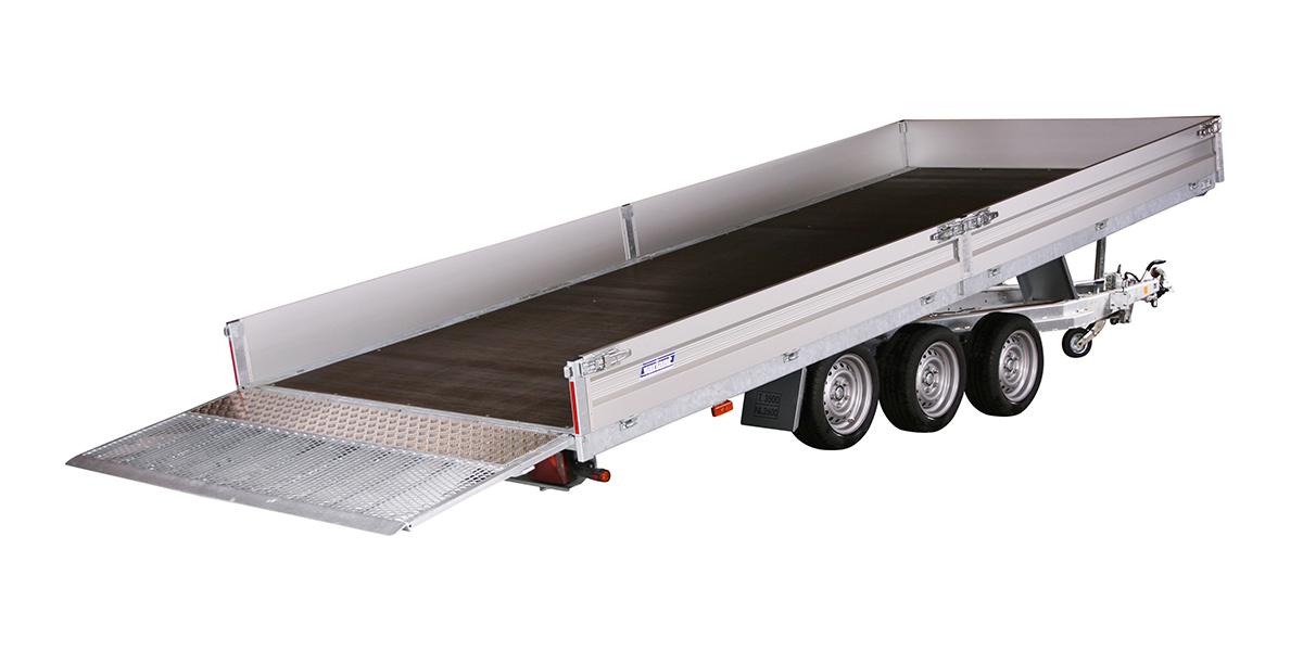 Universalhenger <br>VARIANT 3553 UX 3500 kg 5