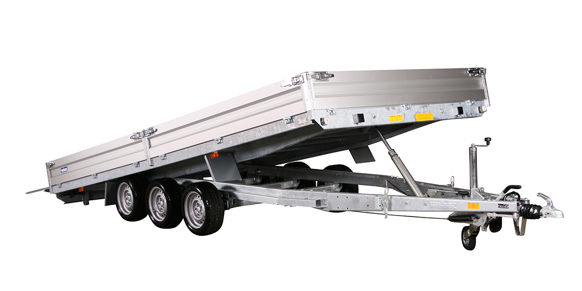 Universalhenger <br>VARIANT 3553 UX 3500 kg 6