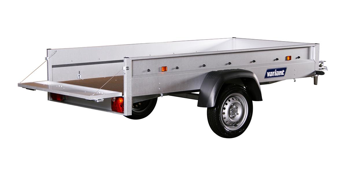 Fritidshenger <br>VARIANT 713 S3 750 kg 4