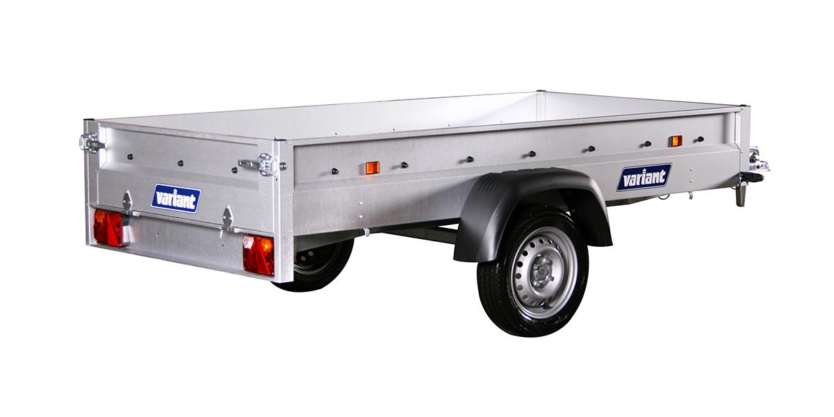 Fritidshenger <br>VARIANT 713 S3 750 kg 1