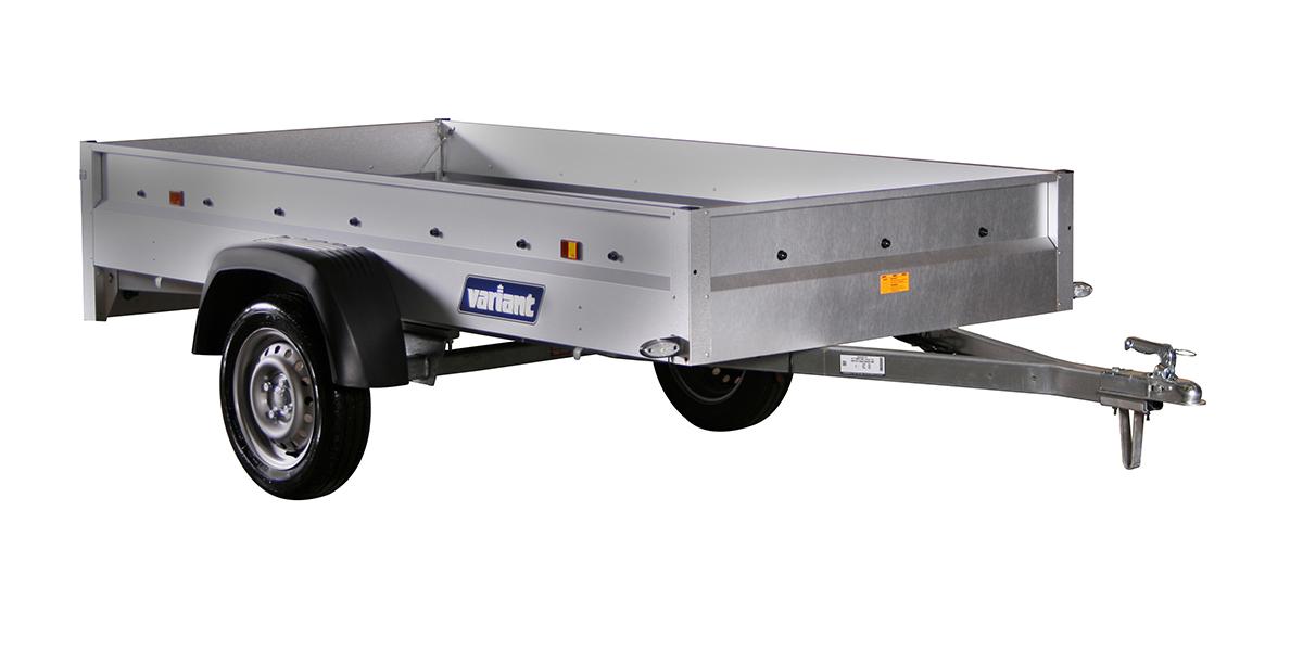 Fritidshenger <br>VARIANT 713 S3 750 kg 2