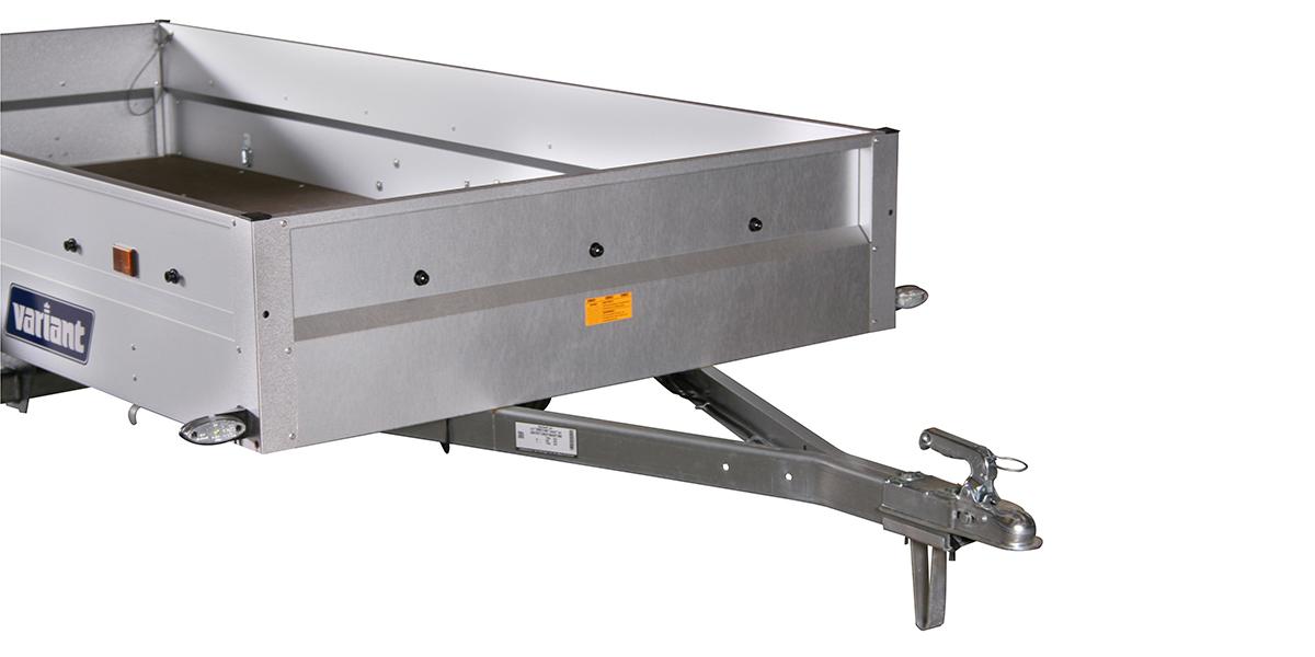 Fritidshenger <br>VARIANT 713 S3 750 kg 3