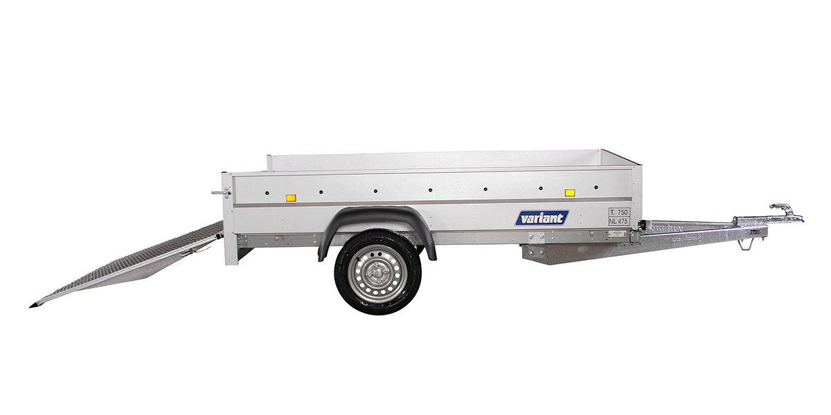 Varehenger <br>VARIANT 754 F1 750 kg 5