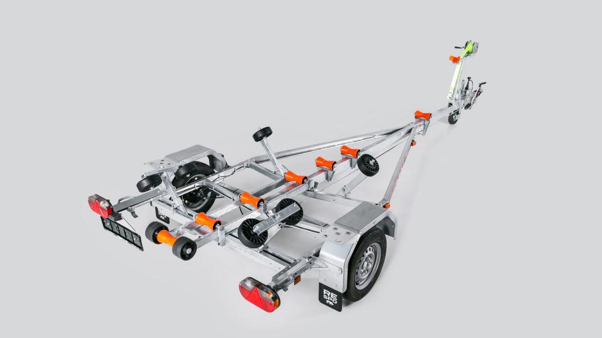 Båthenger <br>RESPO R 1200 Pioner 2