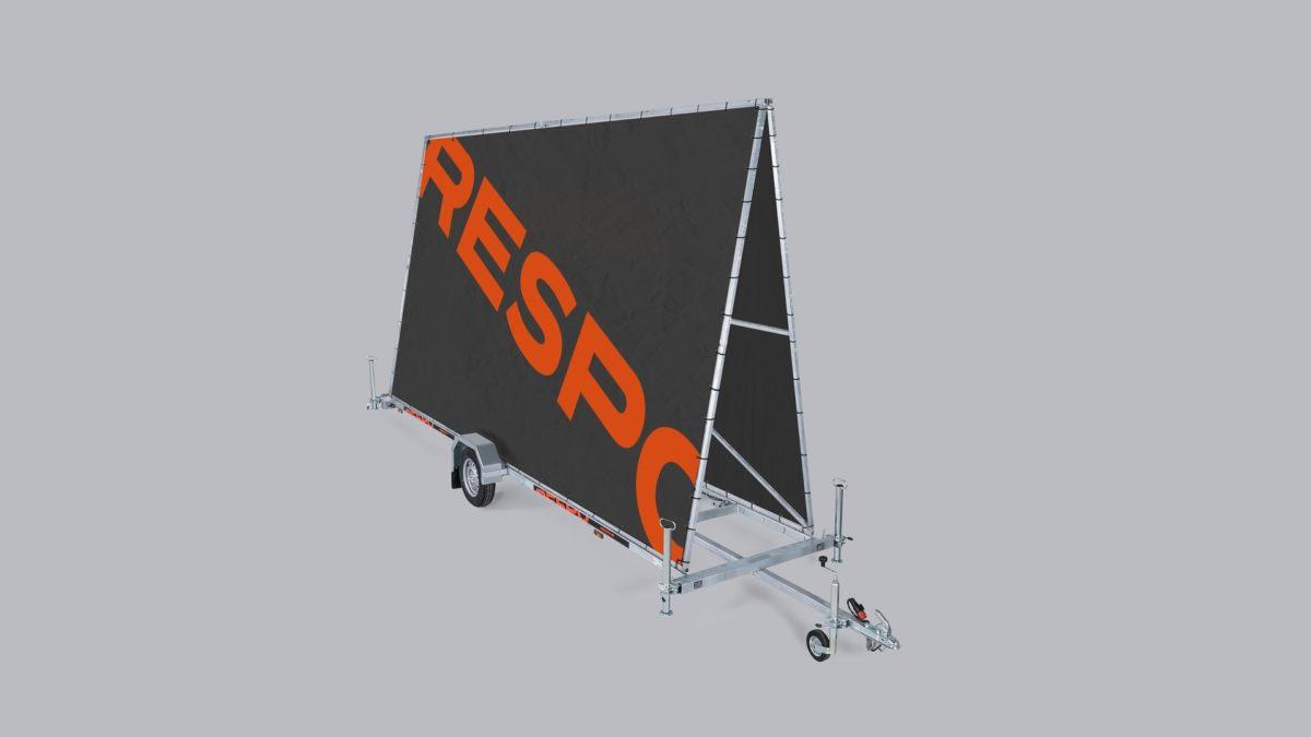 Reklamehenger <br>RESPO RA 6075 1
