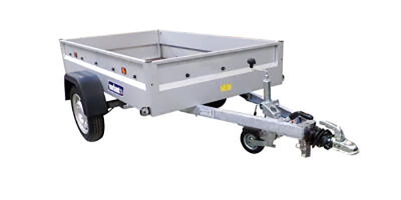 Fritidshenger <br>VARIANT 712 S2 750 kg 1