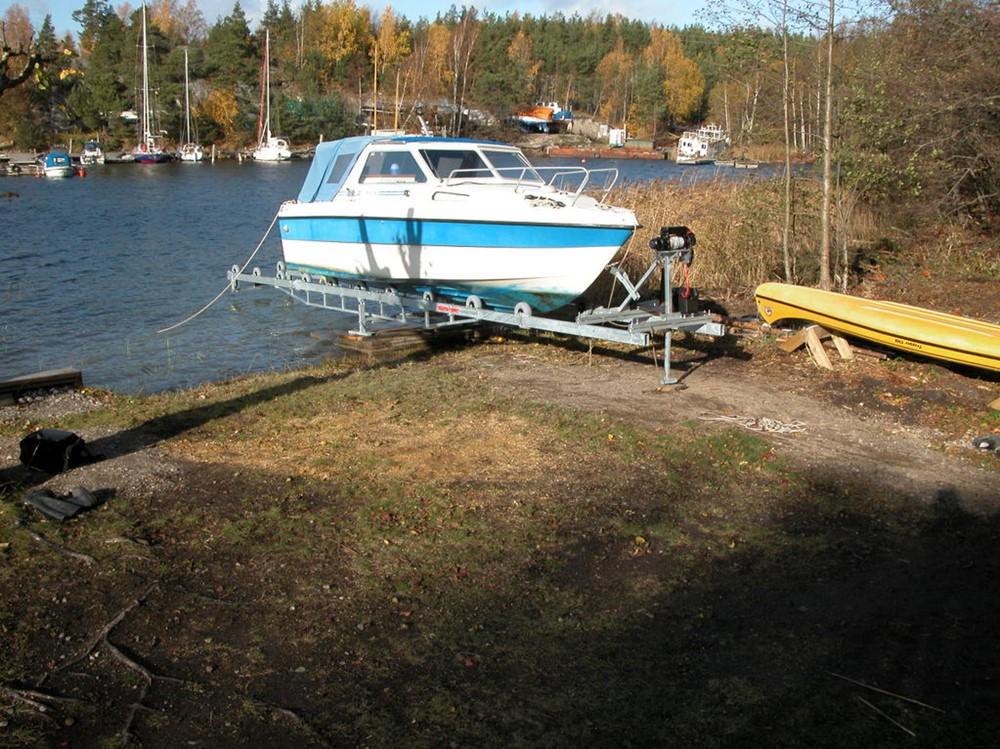 BÅLSTA-SLÄPET <br> Båtslipp 2000 3