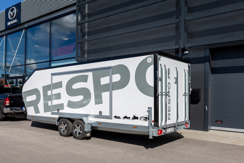 Biltransporthenger <br>RESPO CT 3500 XL 55
