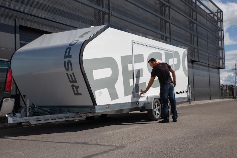 Biltransporthenger <br>RESPO CT 3500 XL 56