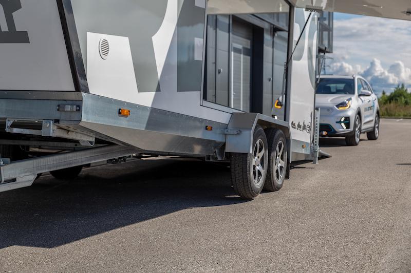 Biltransporthenger <br>RESPO CT 3500 XL 62