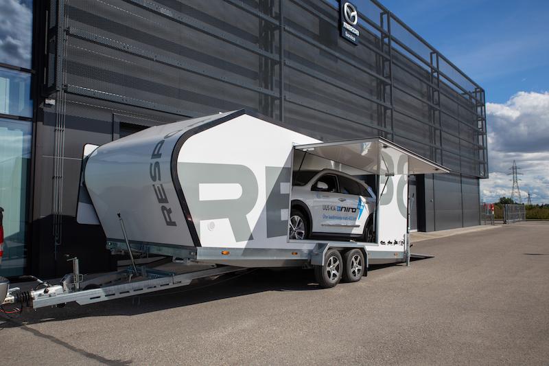 Biltransporthenger <br>RESPO CT 3500 XL 39
