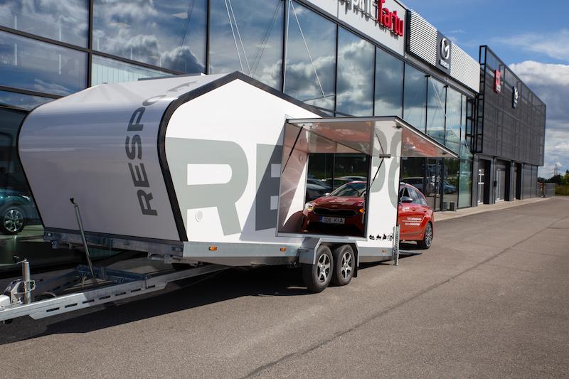Biltransporthenger <br>RESPO CT 3500 XL 24