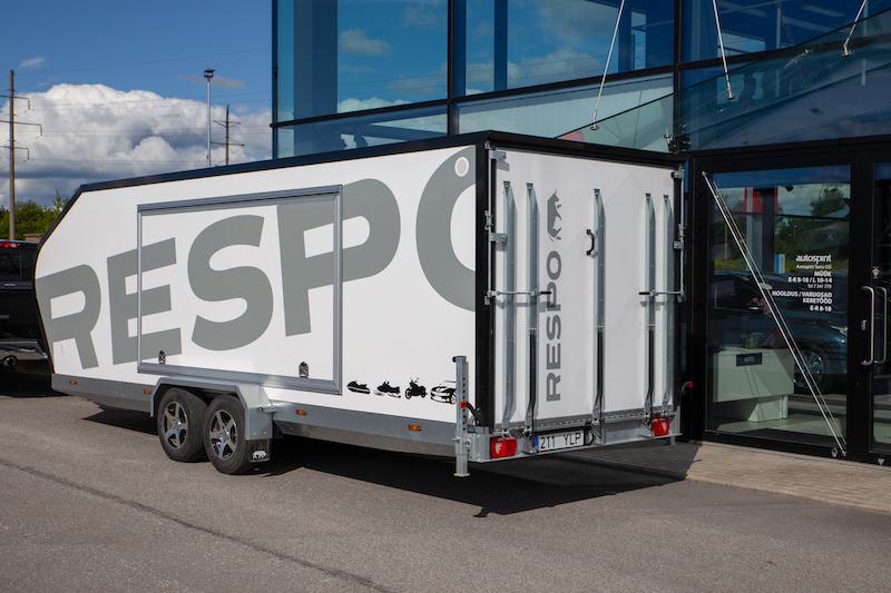 Biltransporthenger <br>RESPO CT 3500 XL 59