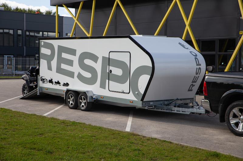 Biltransporthenger <br>RESPO CT 3500 XL 27