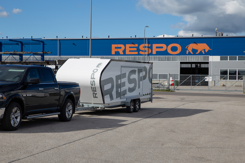 Biltransporthenger <br>RESPO CT 3500 XL 58