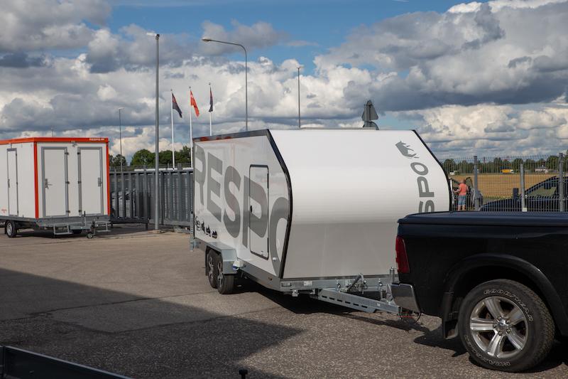 Biltransporthenger <br>RESPO CT 3500 XL 66