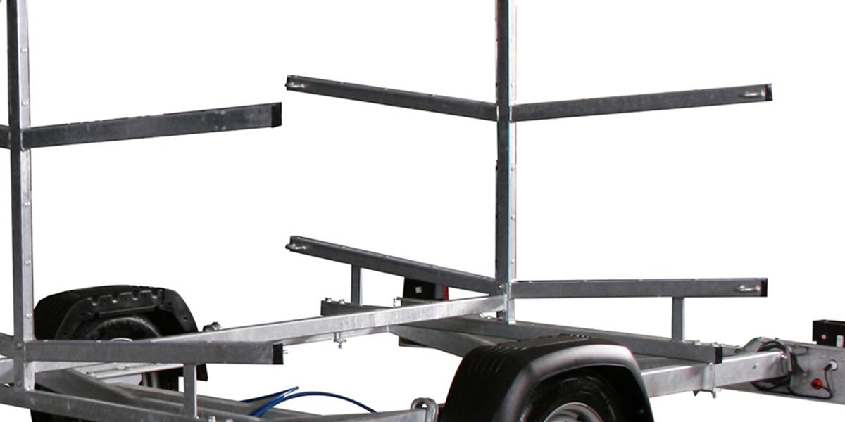 Kano og kajakkhenger <br>VARIANT 1007 1000 kg 3
