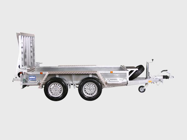 Maskinhenger <br>VARIANT 2715 M2 2700 kg 2