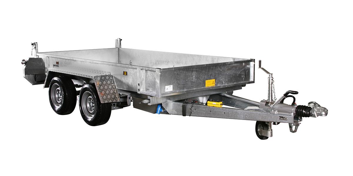 Maskintipper <br>VARIANT 3515 MT 3500 kg 2