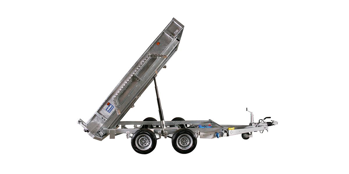 Maskintipper <br>VARIANT 3515 MT 3500 kg 4