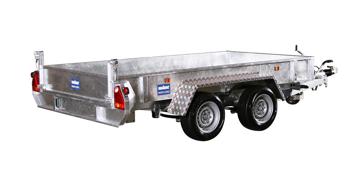 Maskintipper <br>VARIANT 3515 MT 3500 kg 5
