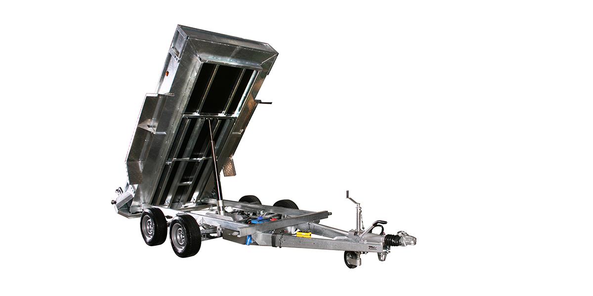 Maskintipper <br>VARIANT 3515 MT 3500 kg 7