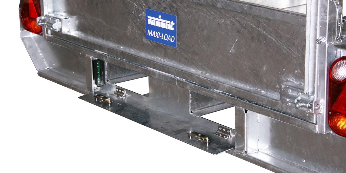 Maskintipper <br>VARIANT 3515 MT 3500 kg 9