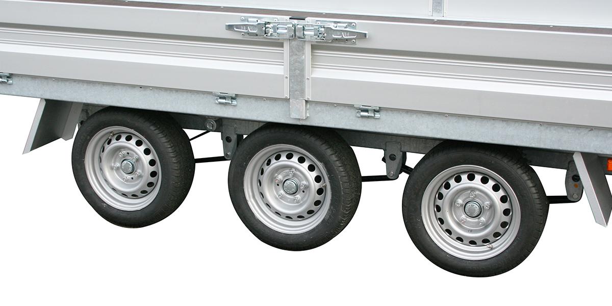 Universalhenger <br>VARIANT 3563 UX 3500 kg 6