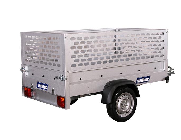 Fritidshenger <br>VARIANT 713 S3 750 kg 9
