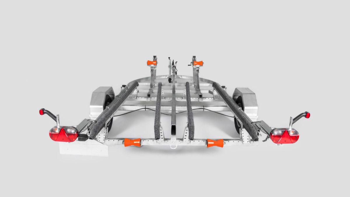 Vannscooterhenger <br>RESPO R 1350 VSD 2