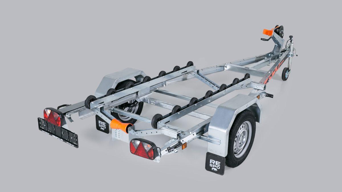 Båthenger <br>RESPO R 750 RS Singel 2
