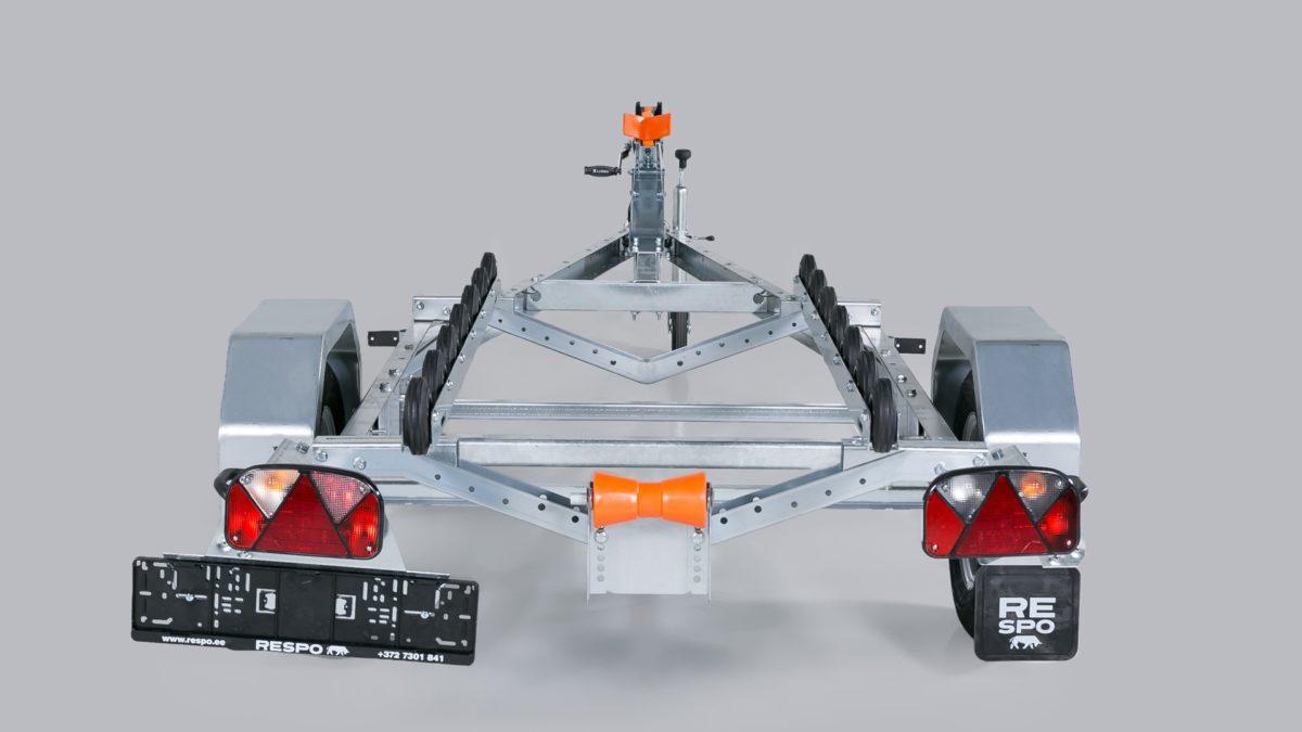 Båthenger <br>RESPO R 750 RS Singel 1