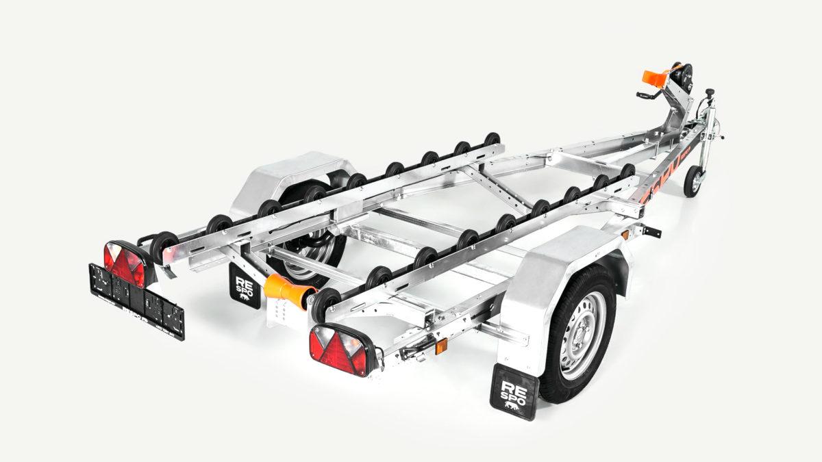 Båthenger <br>RESPO R 750 RS Pio 3