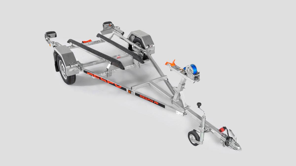 Vannscooterhenger <br>RESPO R 750 VSL 3