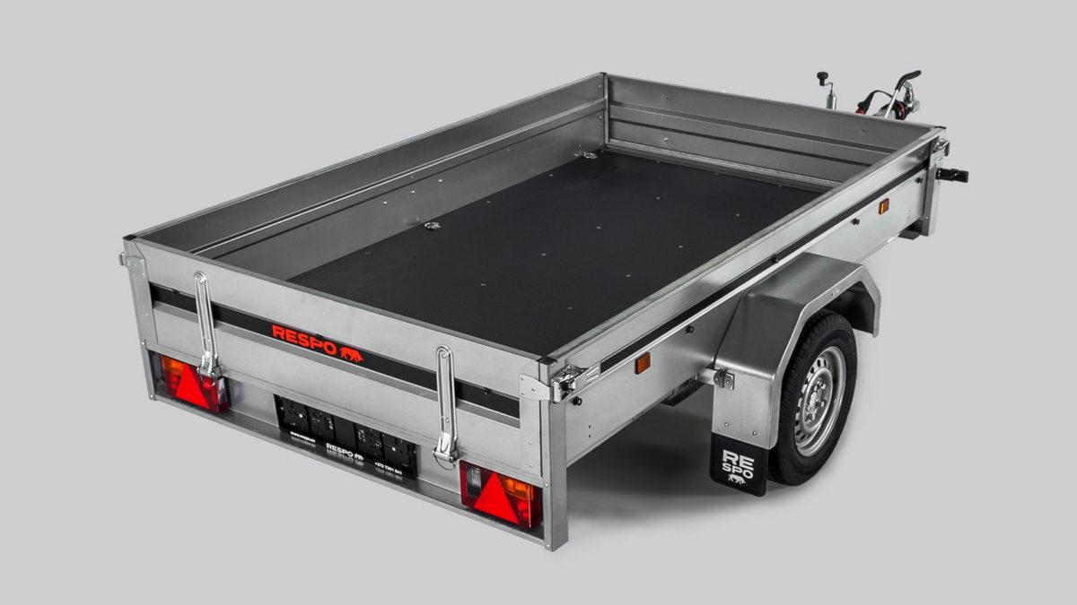 Varehenger <br>RESPO RS 2512T 1200 kg 1
