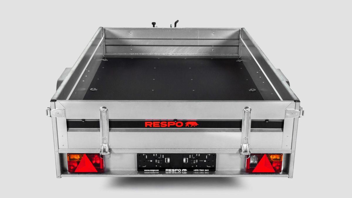 Varehenger <br>RESPO  RS 2512T 1200 kg 2