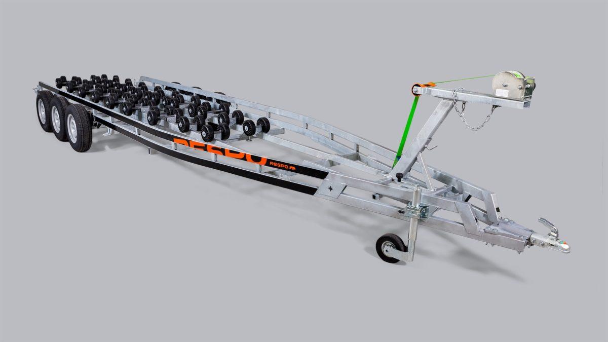 RESPO Opplagshenger RO 5000 MR Heavy Duty