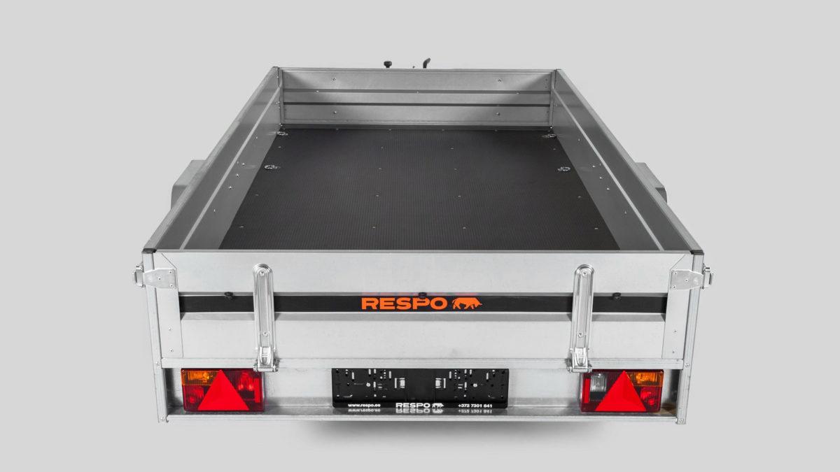 Varehenger <br>RESPO RS 3015T 1500 kg 2