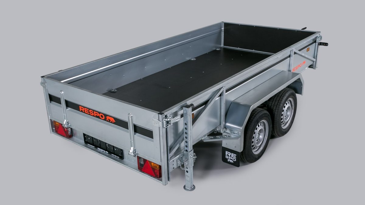 Varehenger <br>RESPO  RS 3320 L 2000 kg 1