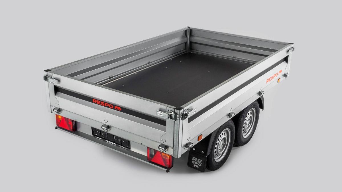 Varehenger <br>RESPO RU 2520 2000 kg 3
