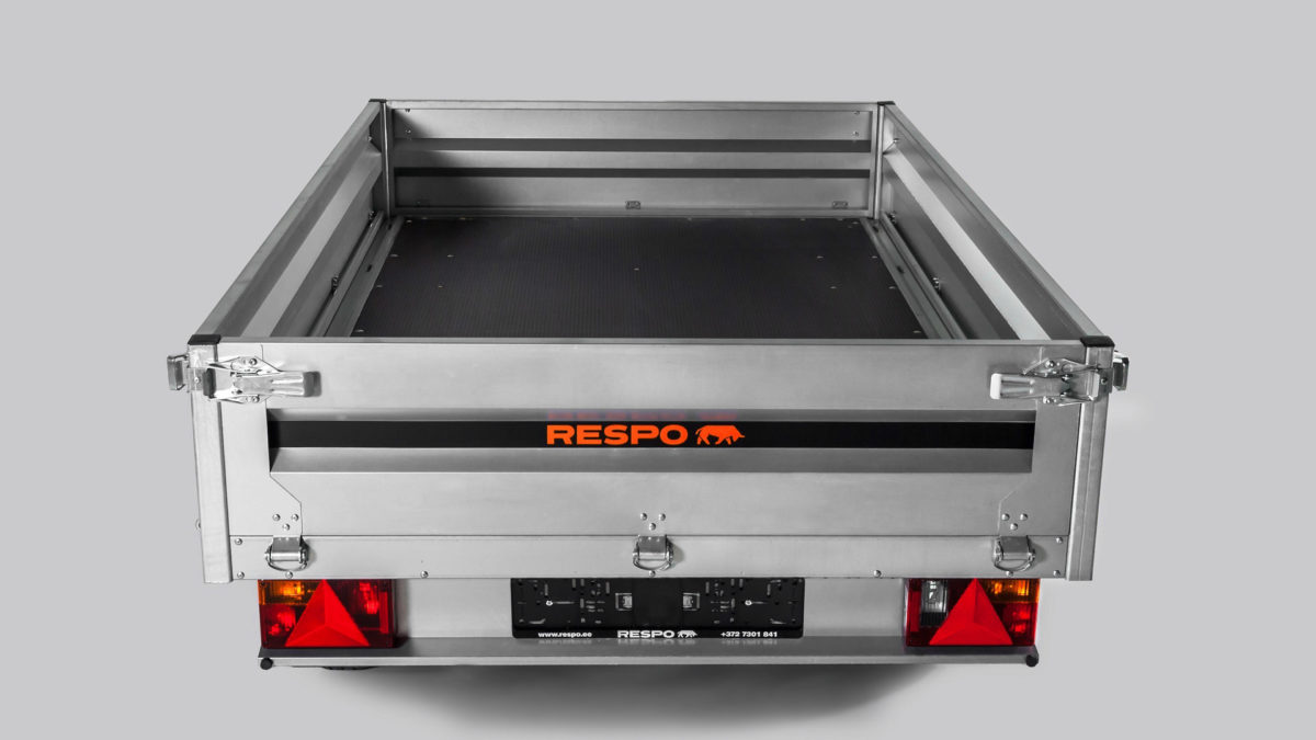 Varehenger <br>RESPO  RU 2520 2000 kg 2