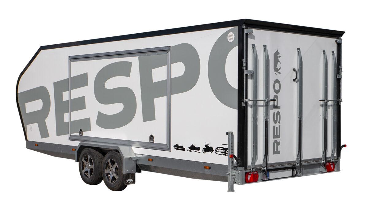 Biltransporthenger <br>RESPO CT 3500 XL 1