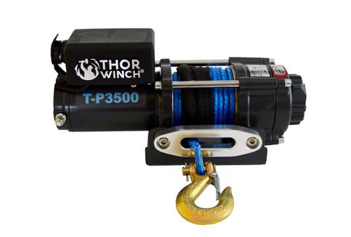Vinsj <br>Thor Winch T-P3500 12V 1
