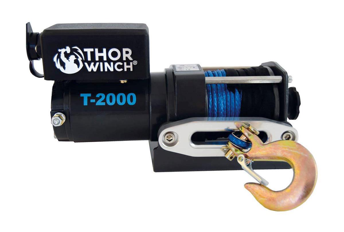 Vinsj <br>Thor Winch T-2000 12V 1