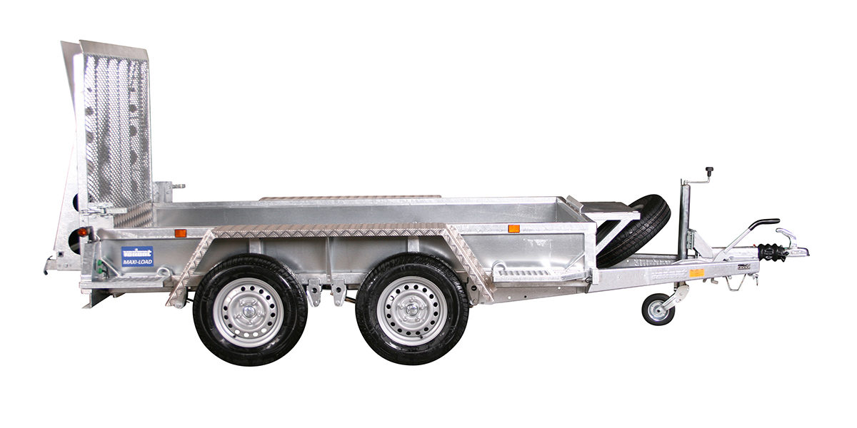 Maskinhenger <br>VARIANT 2715 M2 2700 kg 11